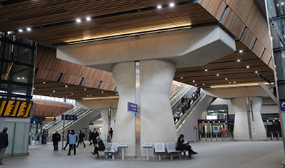 London Bridge Station Redevelopment Scheme, London